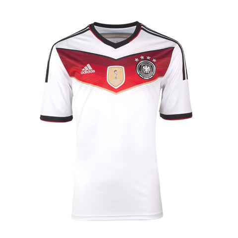 Adidas 2014 15 Germany DFB 4 Stars Home Jersey