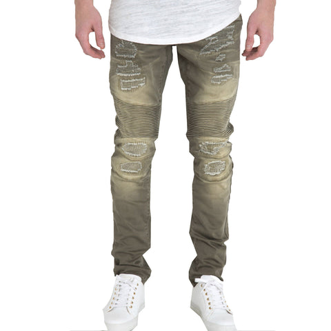 Embellish NYC Bennett Denim  Jeans