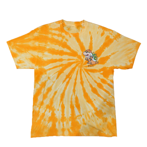 "King ""Gold Rainbow"" Tie Dye Tee"