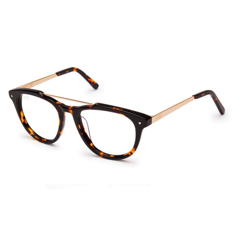 Cues Tortoise Clear Lens Reader Glasses