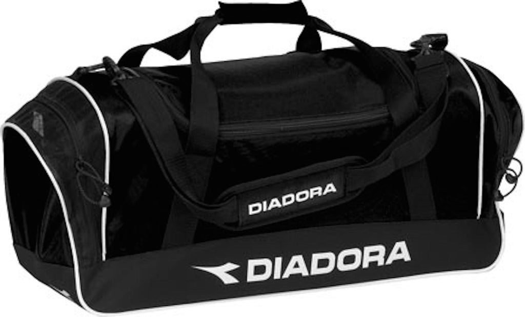 Diadora Medium Team Bag In Black