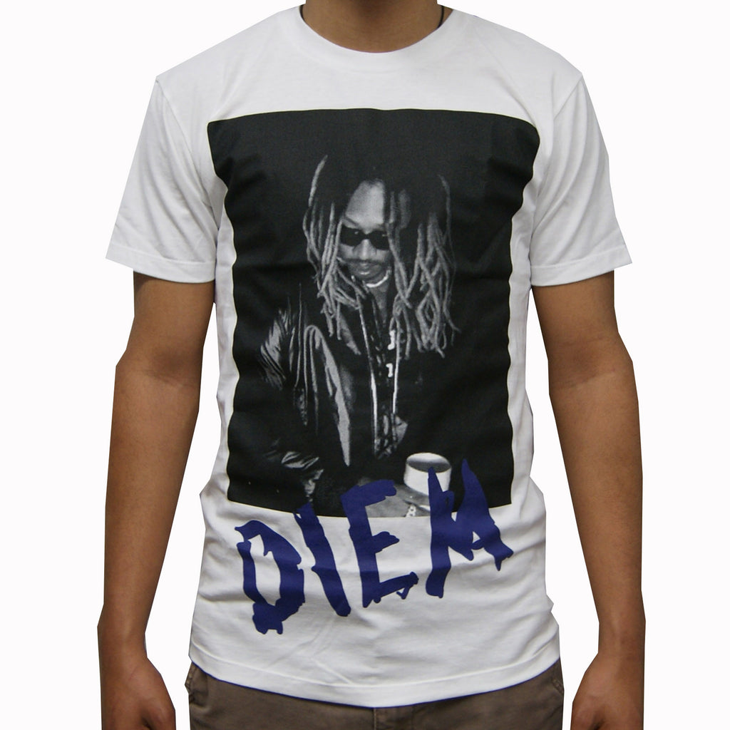 DIEM Hendrix T-Shirt In White