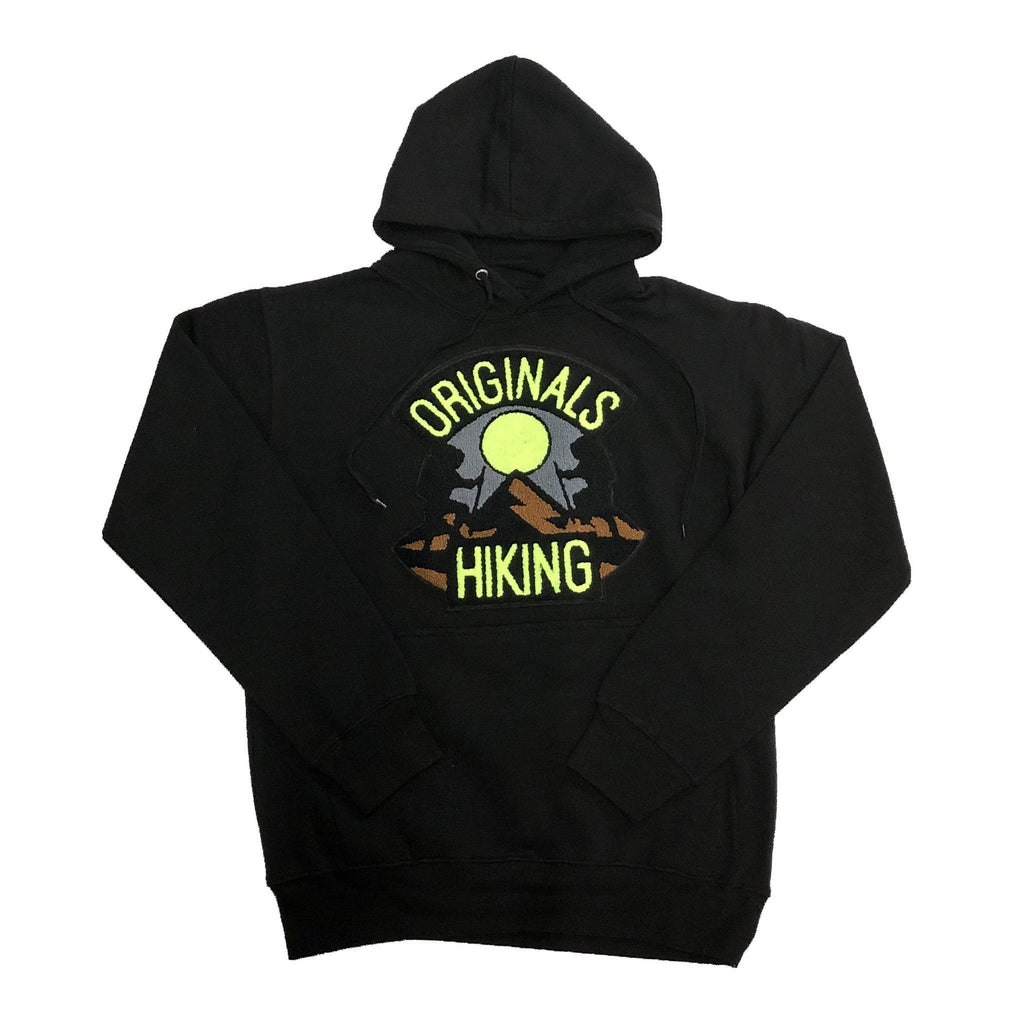 Originals Hiking Series Hoodie in Black