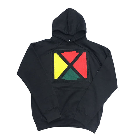 Originals X Hoodie in Black
