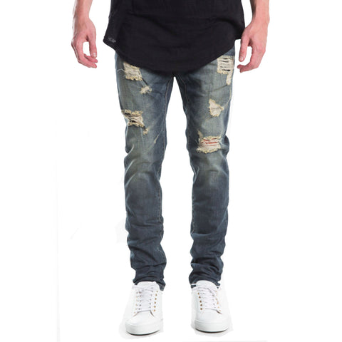 Mcquire Ripped Denim Jeans