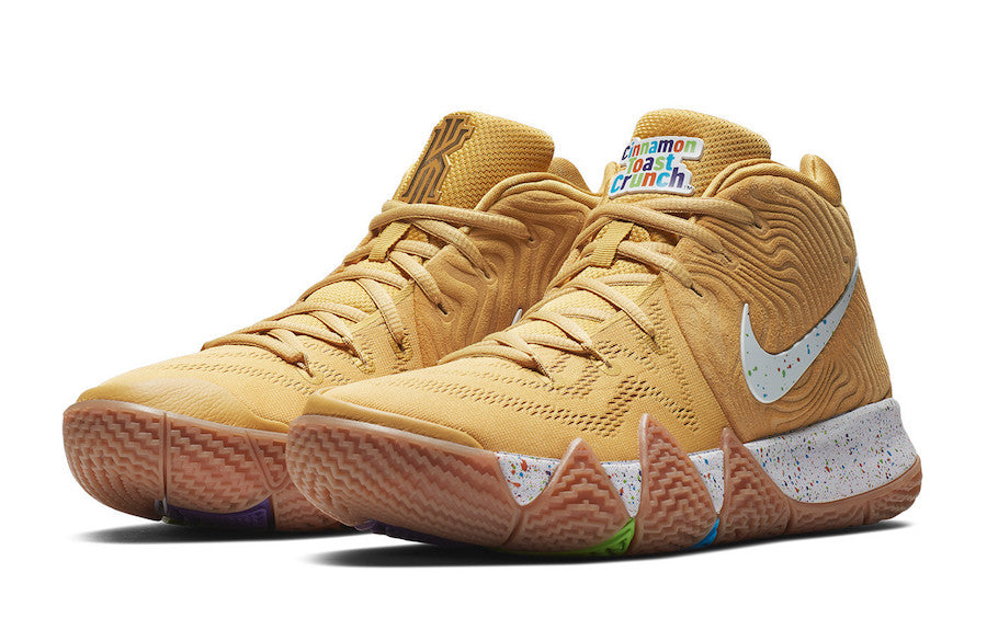 "Nike Mens Kyrie 4 ""Cinnamon Toast Crunch"""