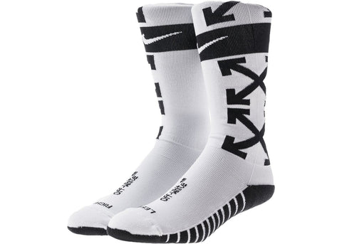 Nikelab x OFF-WHITE FB Socks White