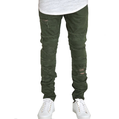 CRYSP ROD Army Pants In Army Green