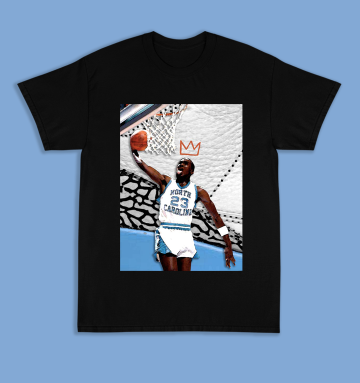 """YOUNG KING"" T-Shirt (Available in Black &White)"