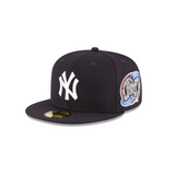 "New Era ""New York Yankees"" 2000 Subway World Series Grey Bottom 59Fifty Fitted Hat"