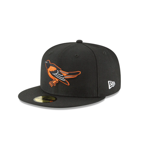 "New Era Baltimore Orioles ""GREY BOTTOM"" 59Fifty Fitted Cap"
