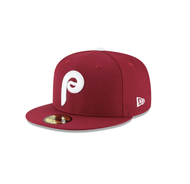 "New Era Philadelphia Phillies ""GREY BOTTOM"" 59Fifty Fitted Cap"