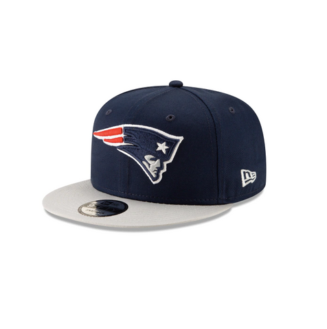 New Era New England Patriots 2 Tone NFL 9Fifty Snapback