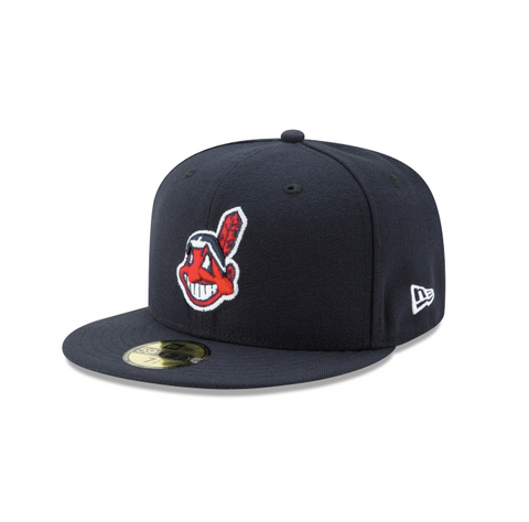 New Era Cleveland Indians MLB 59Fifty Fitted Cap