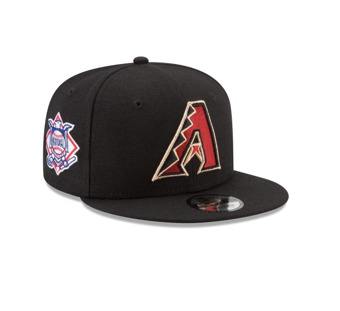 New Era Arizona Diamondbacks MLB 9Fifty National League Sidepatch Snapback
