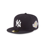 "New Era ""New York Yankees"" 1996 World Series Grey Bottom 59Fifty Fitted Hat"