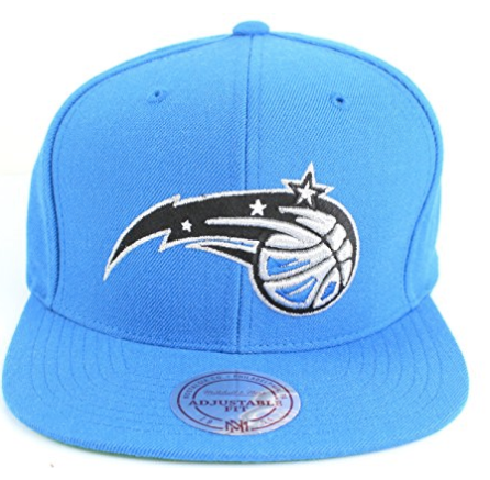 Mitchell & Ness Orlando Magic Snapback Blue