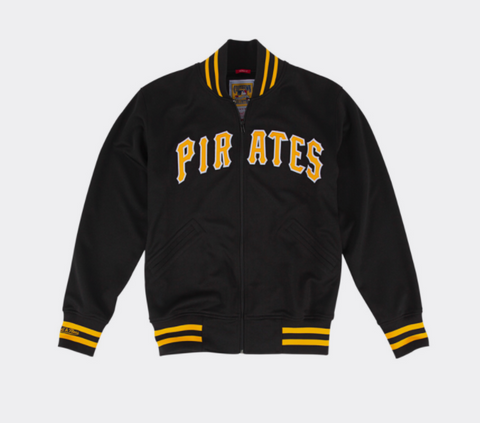 Pittsburgh Pirates 1987 Authentic BP Jacket Mitchell & Ness
