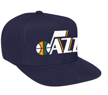 Mitchell & Ness Utah Jazz New Snapback Solid