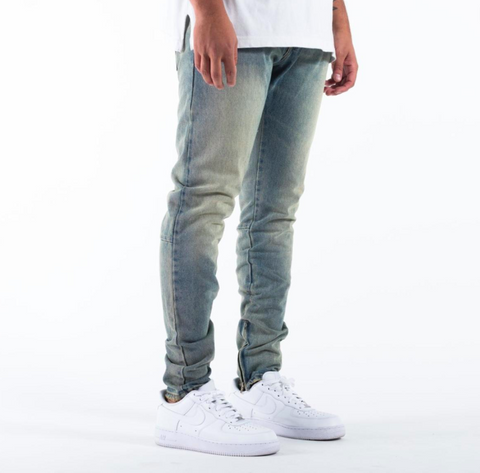 Syndicate Tailored 1915 Denim Jeans in Blue