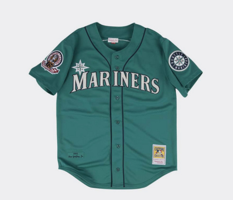 Mitchell & Ness Ken Griffey Jr. 1995 Authentic Jersey Seattle Mariners