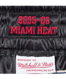 Mitchell & Ness 2005-06 Miami Heat Road Authentic Shorts