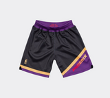 Mitchell & Ness 1996-97 Phoenix Suns Road Authentic Shorts in Black