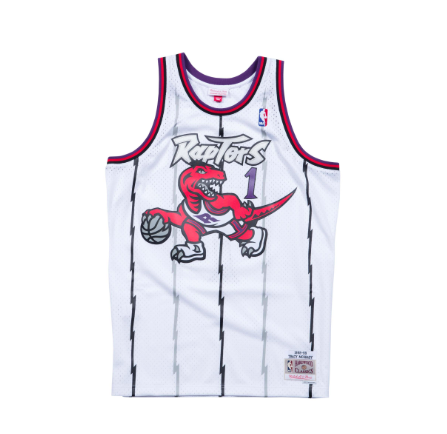 Mitchell & Ness Tracy McGrady 1998-99 Home Swingman Jersey Toronto Raptors