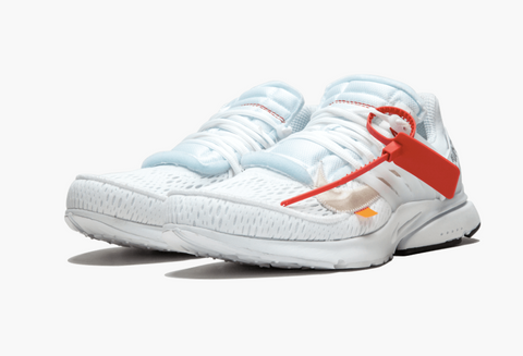 Men's Nike Air Presto Off-White in White