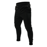 Mitchell & Ness Branded Trackpants - Black