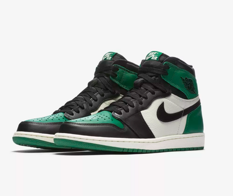 7d563e990e1e Air Jordan 1 Retro High - Pine Green