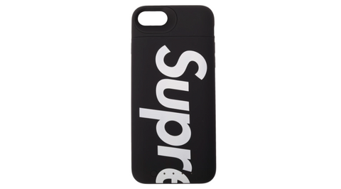 Supreme Mophie Juice Pack iPhone 8 - Black