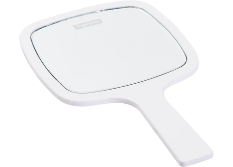 Supreme Hand Mirror in White
