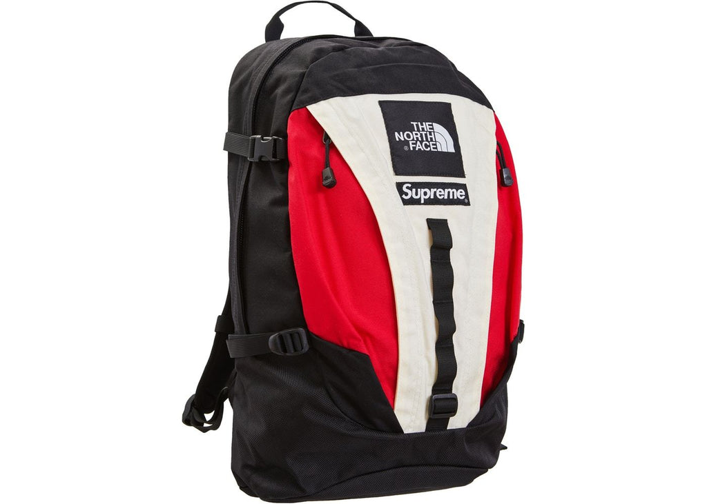 Supreme The North Face Expedition Backpack in White