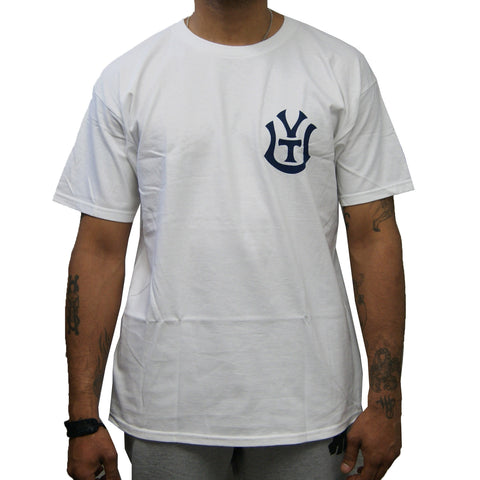 Undefeated Borough Tee In White
