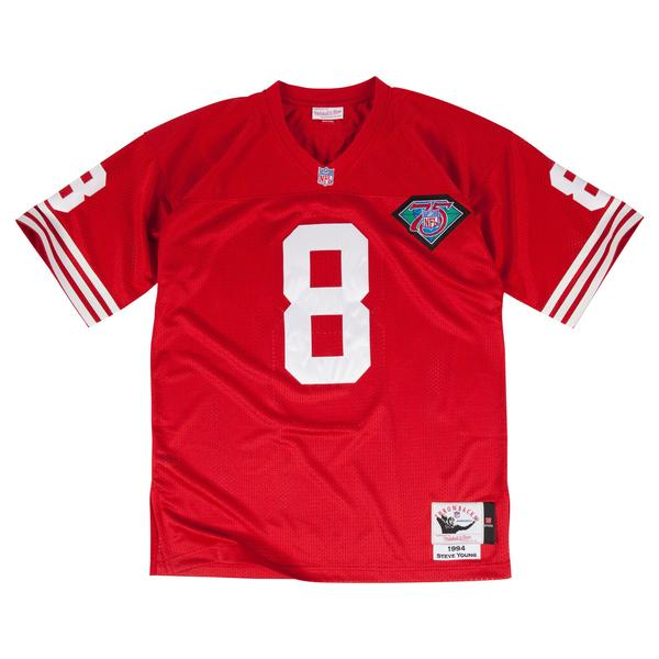 Steve Young 1994 49ers Mitchell & Ness Authentic Jersey