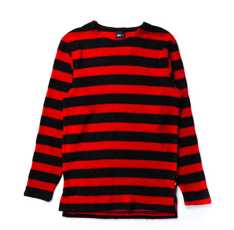 Publish Abbott Sweater In Red