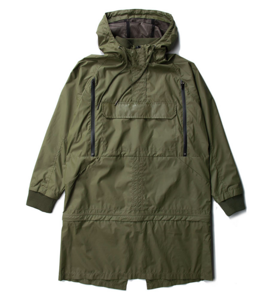 Publish Achille Jacket In Olive