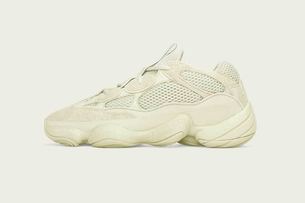 purchase cheap 601f5 22df0 Adidas Yeezy 500 Super Moon Yellow