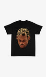 """LEOPARD"" Big Head Tee Shirt"