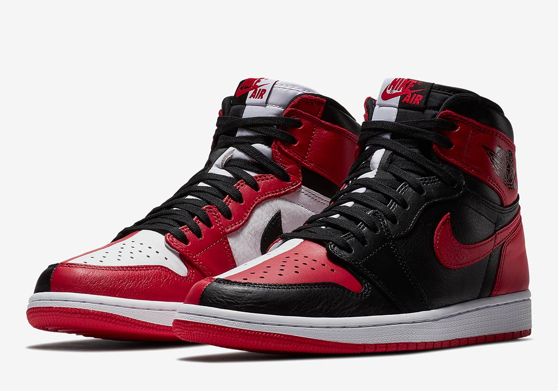 the latest d7e97 7d733 JORDAN 1 RETRO HIGH HOMAGE TO HOME (NON-NUMBERED)