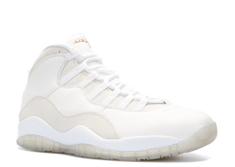 "AIR JORDAN 10 RETRO OVO ""OVO"" WHITE"