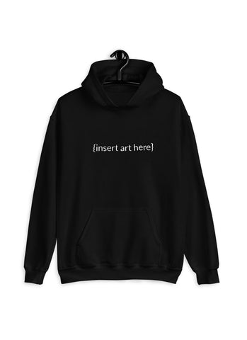 Custom Printed Hoodies (Various Colors)