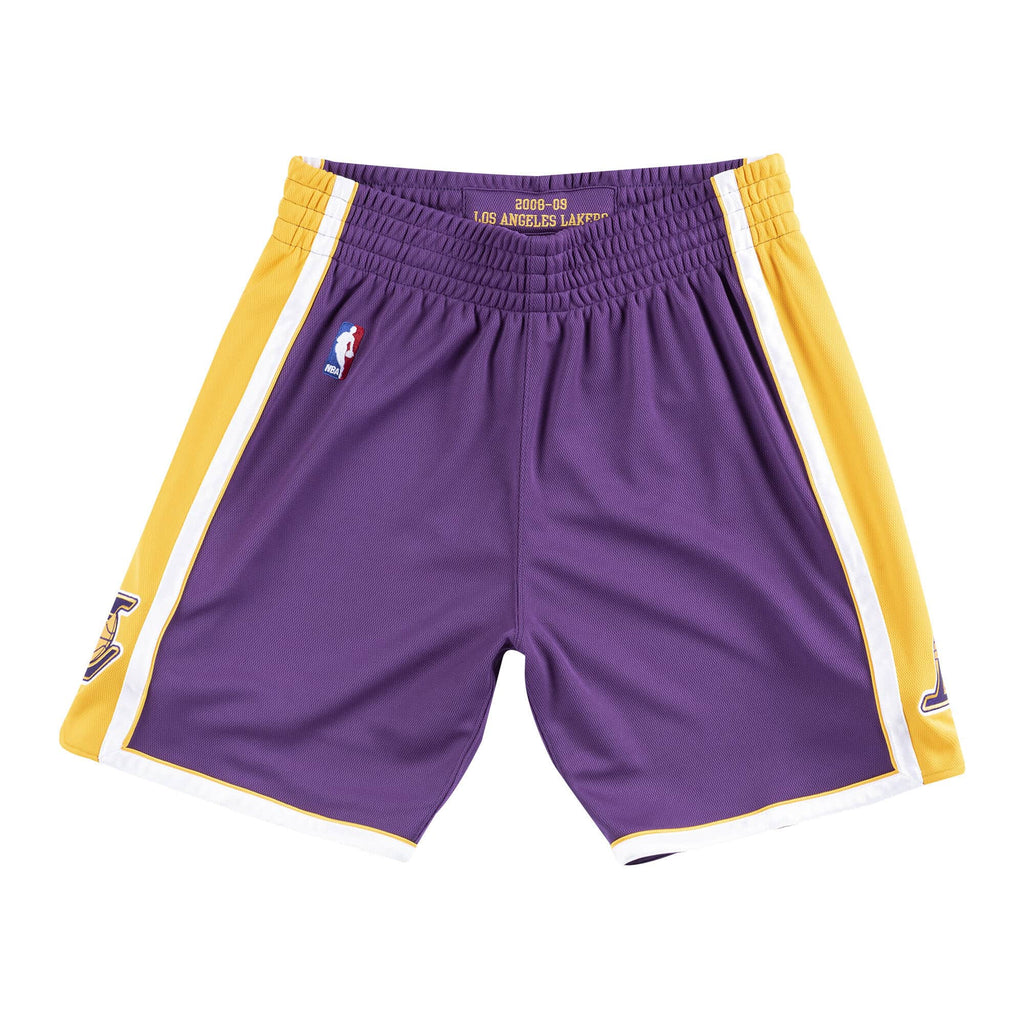 Mitchell & Ness Authentic Shorts Los Angeles Lakers Road 2008-09