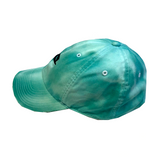 "Nike ""AQUA MARINE"" Custom Tonal Washed Dad Cap"