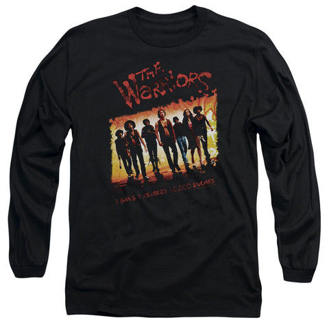 Warriors - One Gang Long Sleeve Adult 18/1