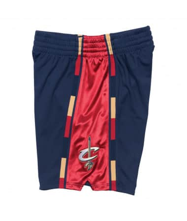 Mitchell   Ness Authentic Shorts Cleveland Cavaliers 2008-09 c270b88b2