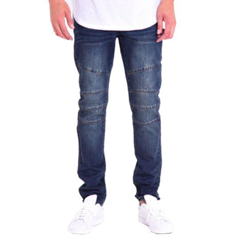 Bird Denim Jeans in Blue