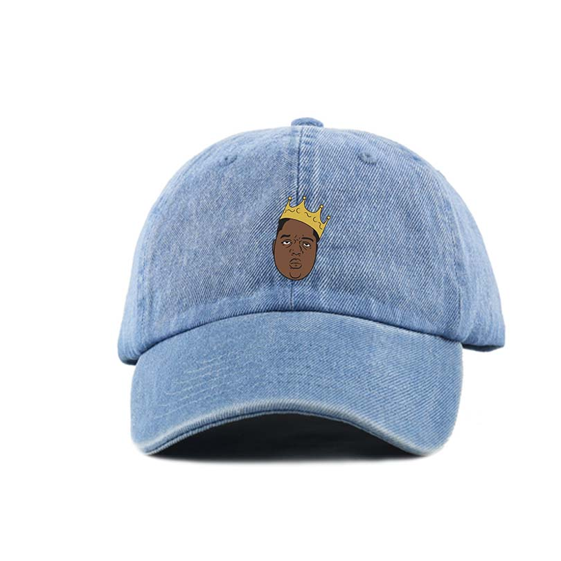 """BIG"" Strapback Dad Caps (Various Colors)"