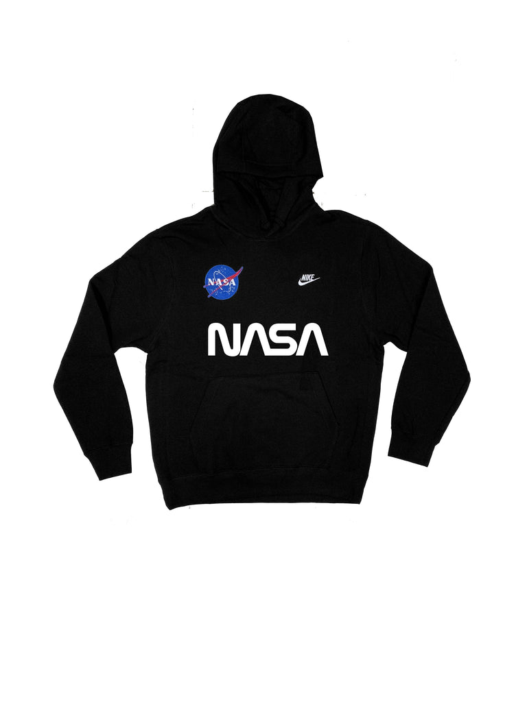 "Fall19 Nike ""NASA"" Custom Hoodie in Black"